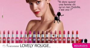 "Diventa tester del rossetto Bourjois ""Lovely Rouge"""