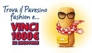 Trova il Pavesino Fashion e  vinci 1000 euro!