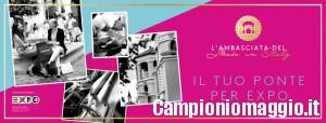 Fidenza Village: biglietto Expo 2015 in omaggio con acquisto