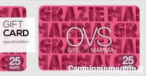 #welovesmamma: concorso e buono sconto OVS