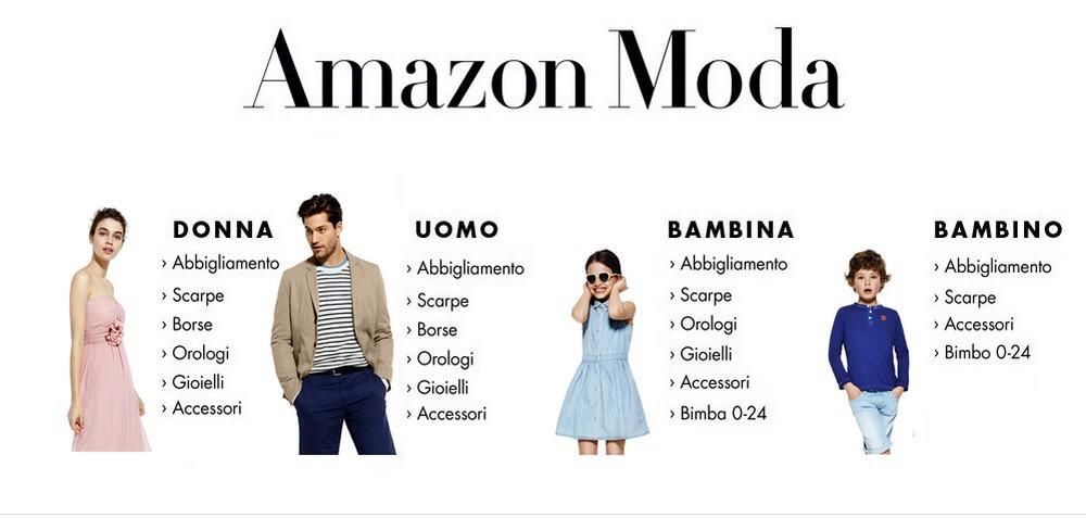 Codice sconto amazon moda del 20 for Amazon offerte abbigliamento