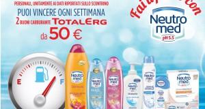 Vinci un buono carburante da 50 euro con Neutromed