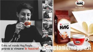 Vinci le tazzine di caffè Hag