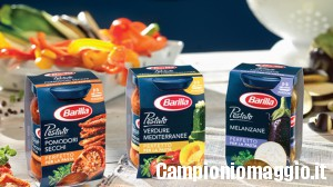 Concorso Barilla: vinci Pestati e Lunch Box