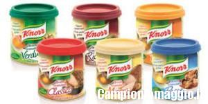 Buoni sconto Knorr brodo granulare