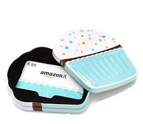 Buono da 10 con le carte regalo amazon for Regalare buono amazon