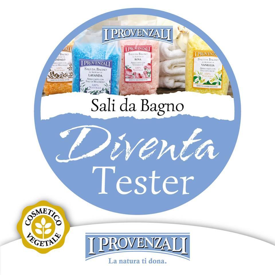 Candidati e diventa tester dei sali da bagno i provenzali campioni omaggio - Droga dei sali da bagno ...