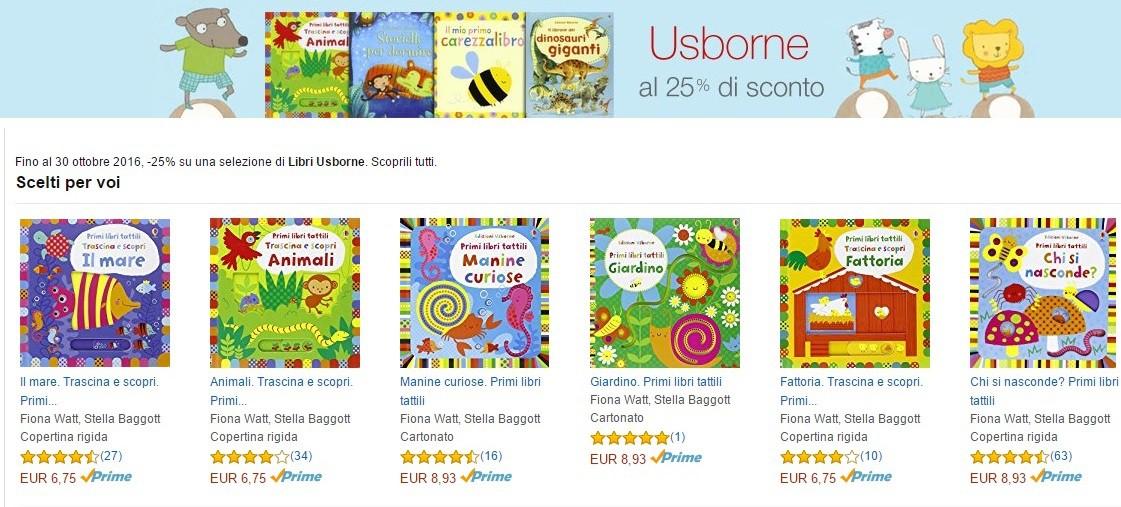 Amazon sconto sui libri per bambini del 25 for Coupon libri amazon