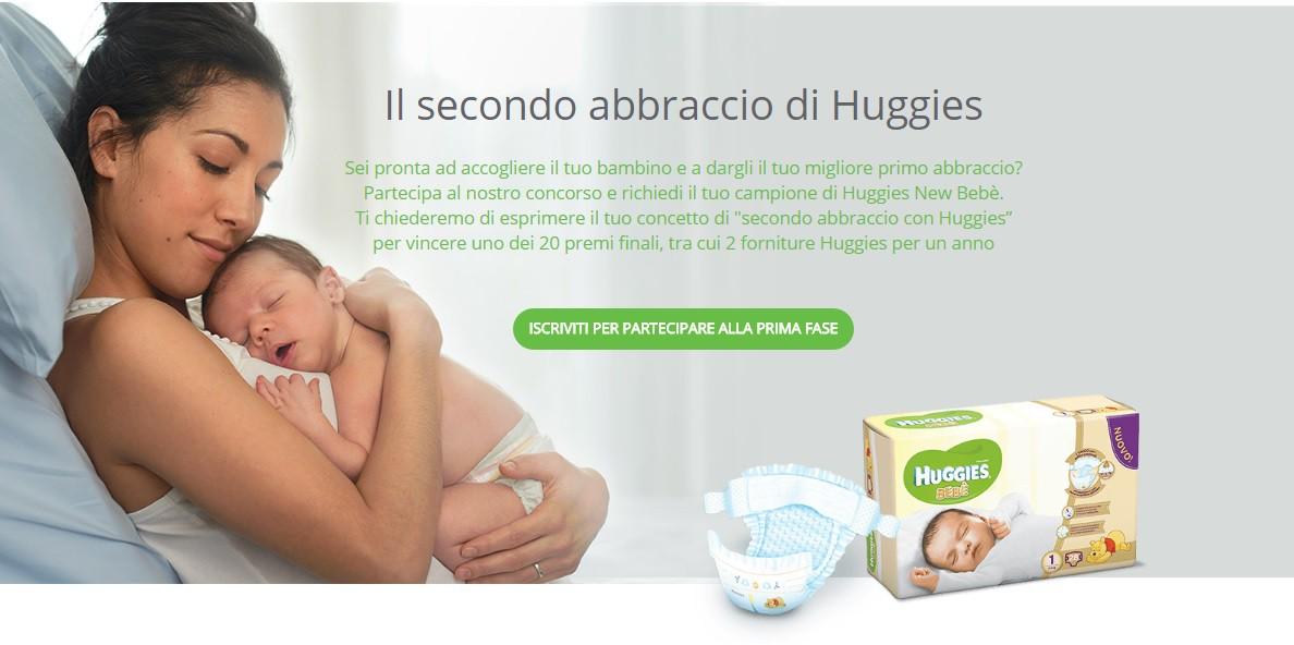 concorso-e-campioni-omaggio-huggies-new-bebe