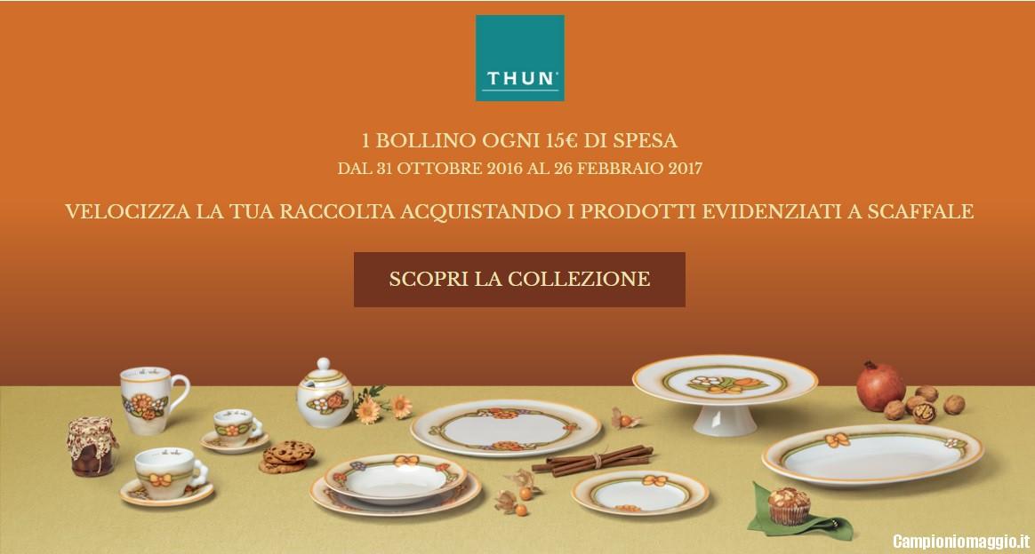 Collezione country thun da conad for Offerte thun 2016