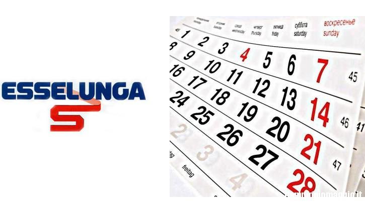 Calendario Esselunga omaggio   CampioniOmaggio.it: Campioni