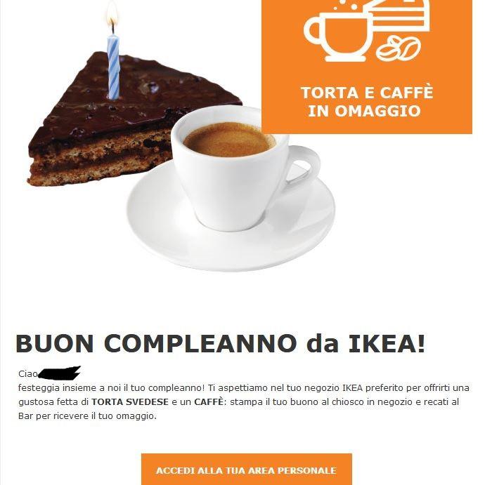 Ikea Omaggio E Coupon Per Il Compleanno Campioniomaggioit