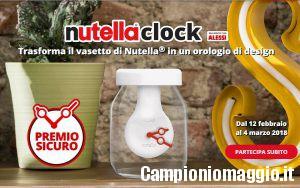 Lampada Barattolo Nutella Concorso : Perché ferrero continua ad abbinare gadget alla nutella