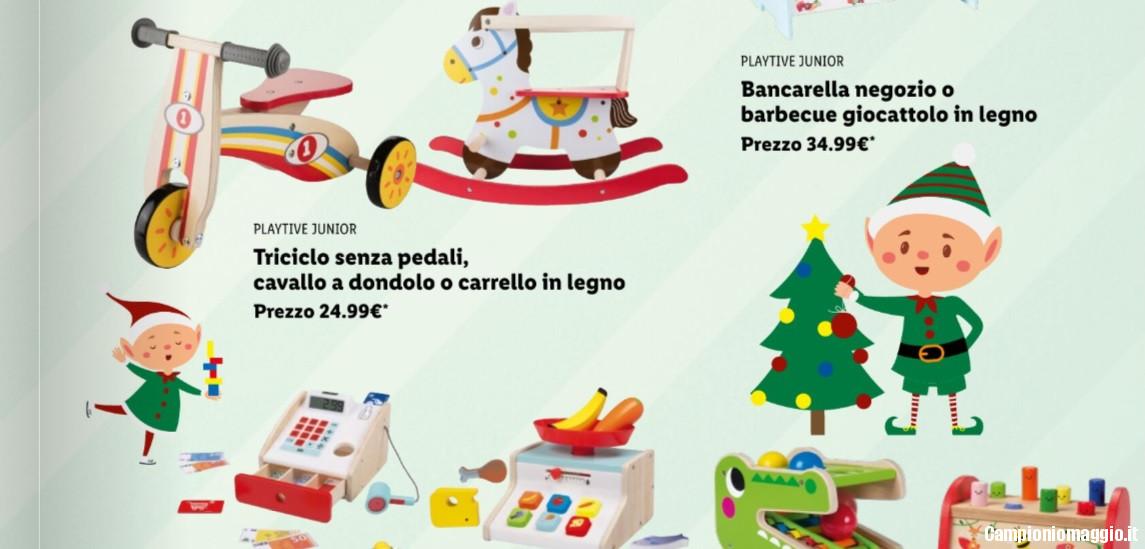 Catalogo LIDL 2019: i giocattoli di Natale ...