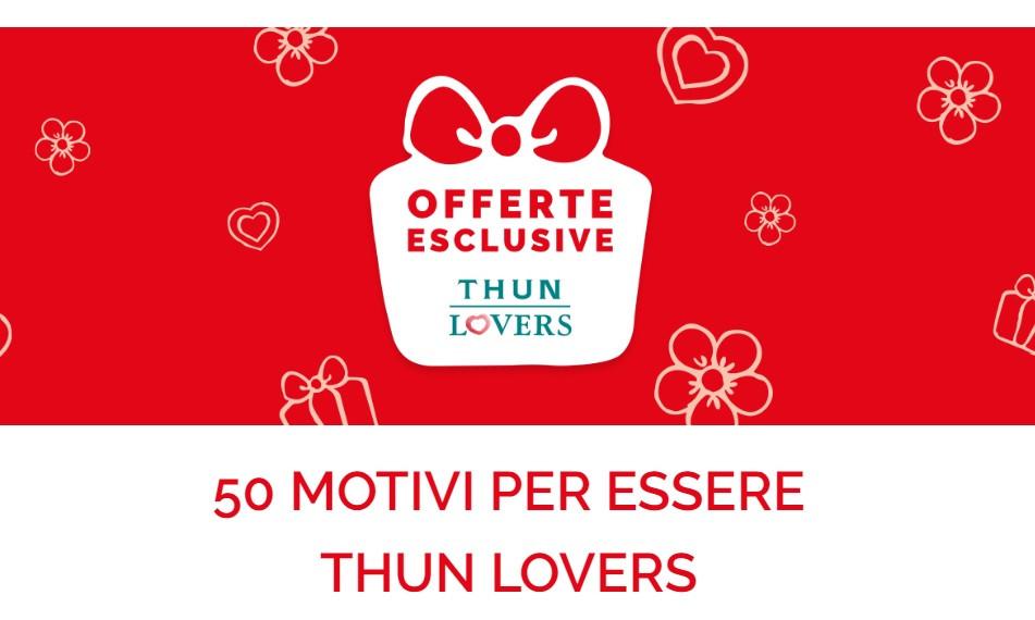 Offerta Speciale Per Thun Lovers Campioniomaggio It Campioni Omaggio Coupon E Buoni Spesa Concorsi E Promozioni Online